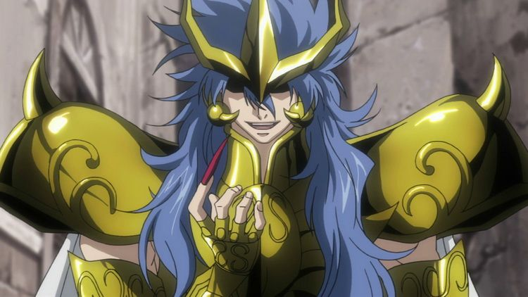 Saint Seiya The Lost Canvas tercera temporada
