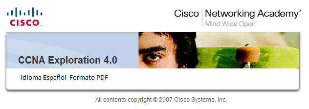 [Para novatos]Cisco: Fundamentos de redes