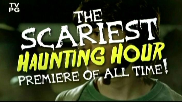 Muy pronto 2 Temporada Completa The Haunting Hour (Ingles)