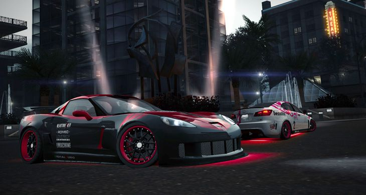 Mejores Autos Need for Speed World