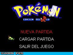 Pokemon Edicion Reloaded