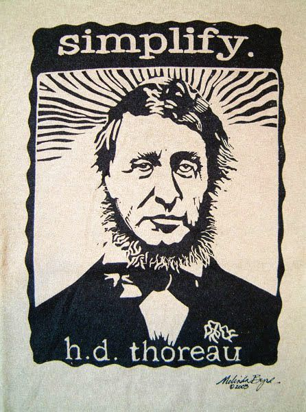 Henry David Thoreau- Desobediencia Civil
