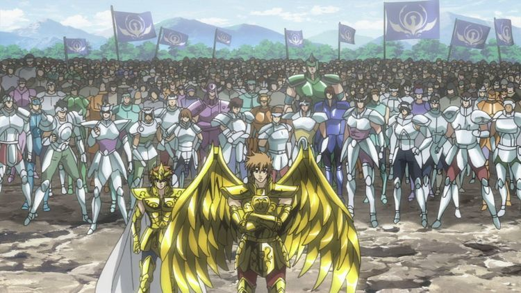 saint seiya the lost canvas