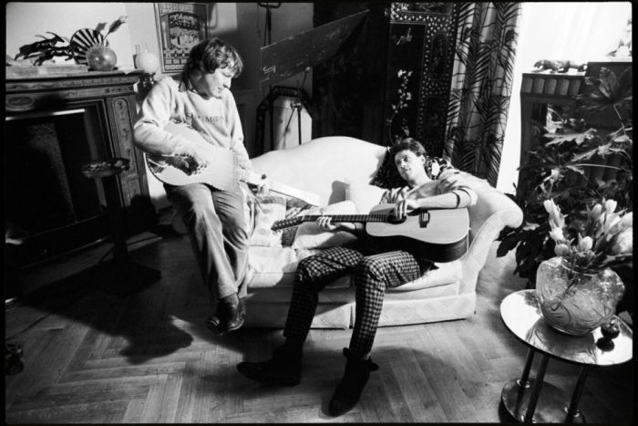 """Pink Floyd - The Wall"""" Behind the Scenes, imágenes del"""