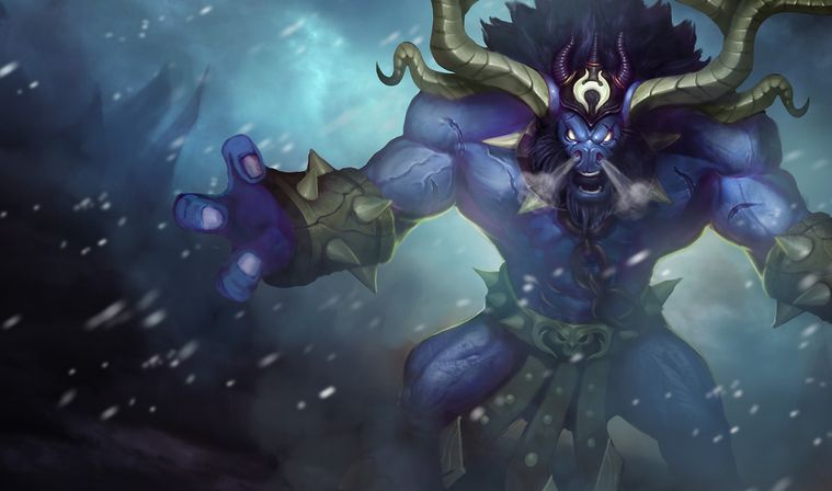 Free Unchained Alistar !