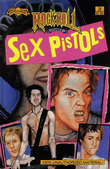 Tablaturas de bajo de los sex pistols