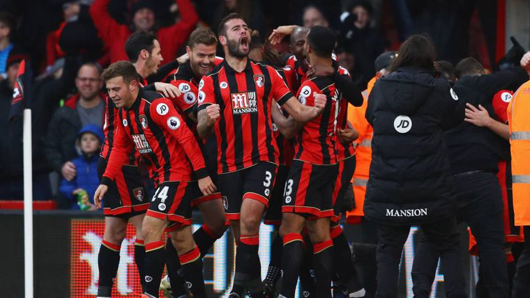 Bournemouth 4 - 3 Liverpool
