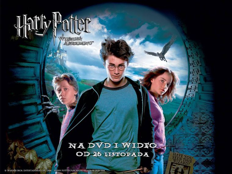 Wallpapers De Harry Potter Y El Prisionero De Azkaan