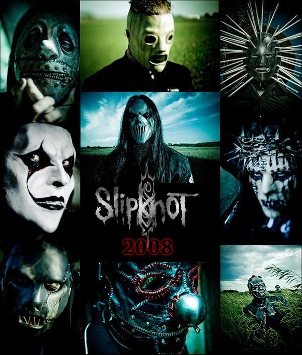 slipknot sin mascara