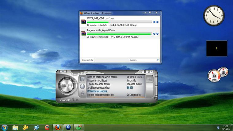 acelera tu windows 7