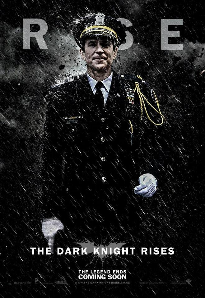 The Dark Knight Rises - Posters y Fan Mades [Muy buenos]