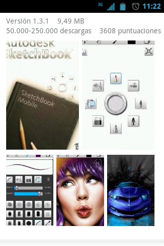 (Pedido) Sketchbook Mobile 1.3.1 full