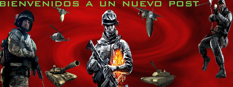 [Mi Subida] Battlefield 2 Pc Full+Parches Jugar Online[MU