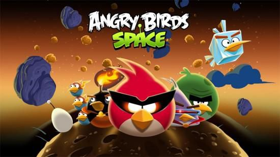 Seriales para activar Angry Birds Space para Windows