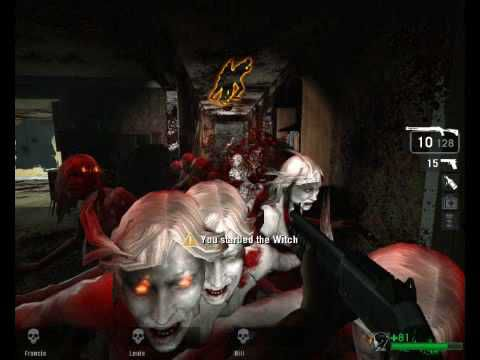 left 4 dead (witch)