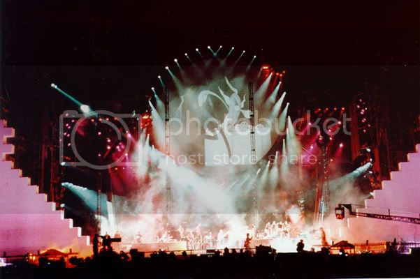Pink Floyd The Wall Vivo en Fotos [Raras]