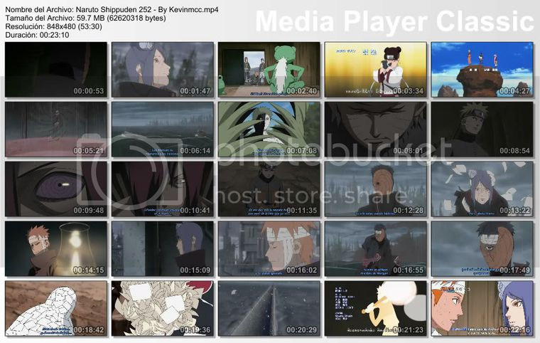 Naruto Shippuden 252 [MP4][MF]