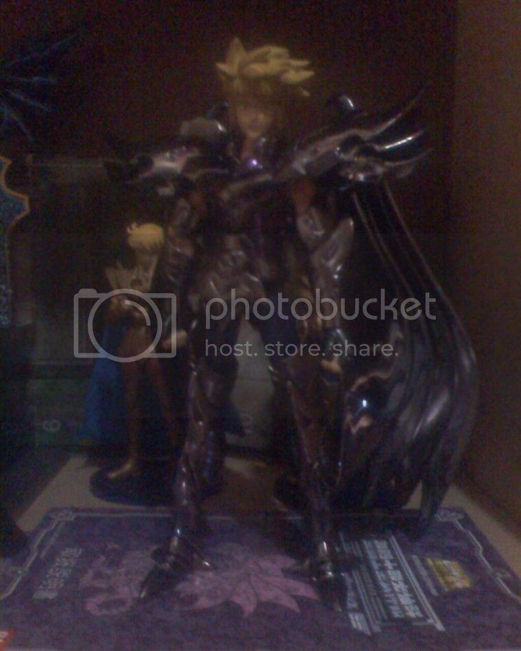 Nueva Adquisición, Myth Cloth Radamanthys de Wyvern