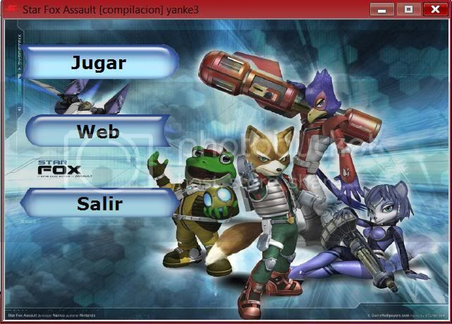 [Aporte]star fox assault hecho para pc