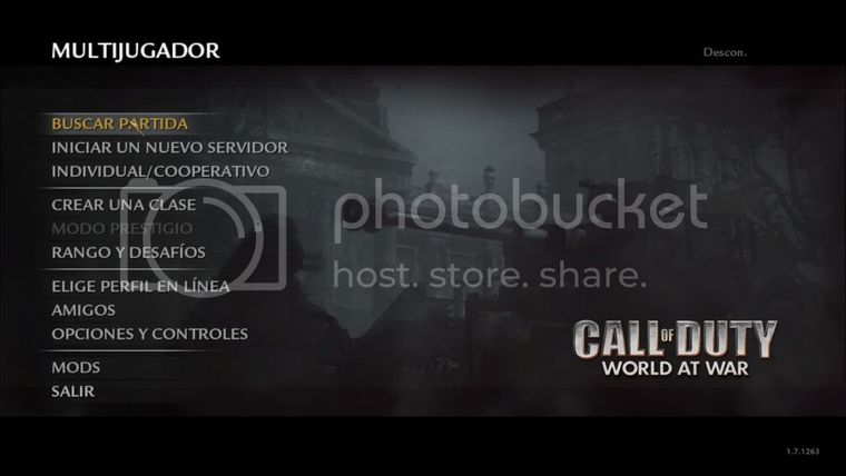 Jugar Call of Duty World at War Online Tutorial con fotos