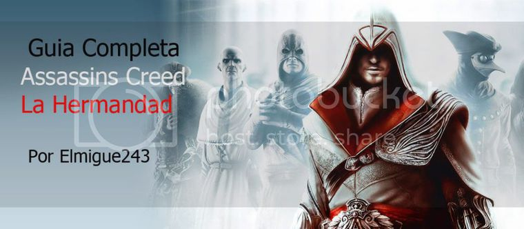 Guia Assassins Creed: La Hermandad Completo Parte 2