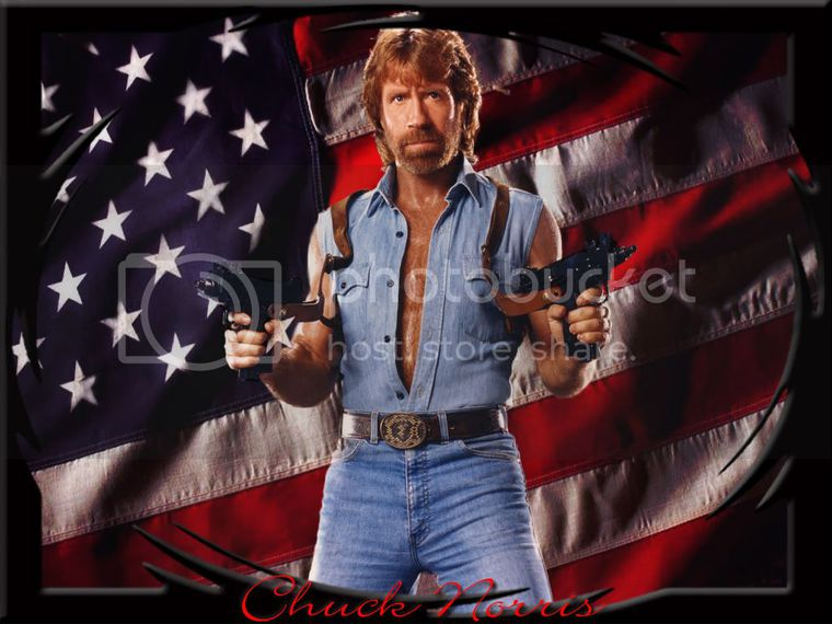 Simplemente Chuck Norris (Hiper archimegapost)
