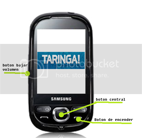 Actualizar Gt-l5500 (Galaxy 5) a Android 2.3.7