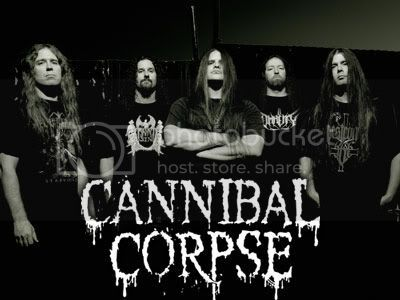 Cannibal corpse 12 discos