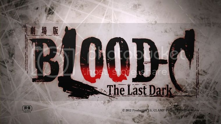 [Anime] Blood-C: The Last Dark Pelicula [Mega]