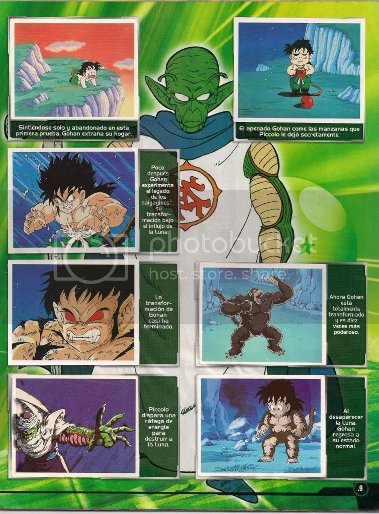 Album Dragon Ball Z 1 R.E (2006)