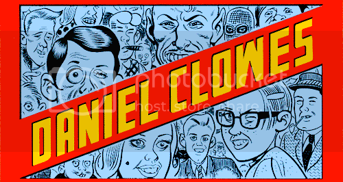 Del creador de Ghost World: Daniel Clowes - Eightball