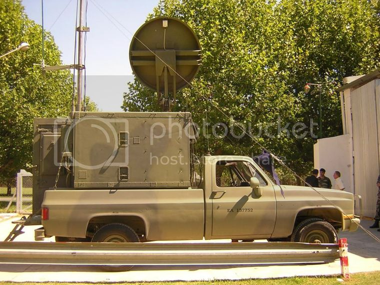 Ford F350 ejercito Argentino