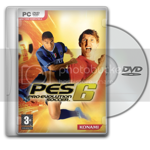 [Mi Subida!] Pro Evolution Soccer 6 [PC/Full][Español/MF]