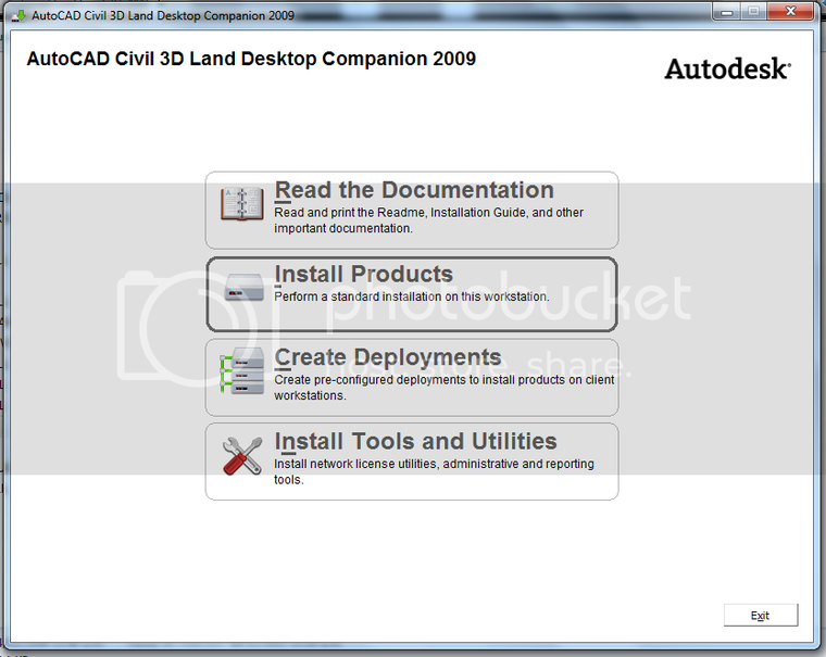 autocad civil 3d land desktop companion 2009 keygen 64 bits