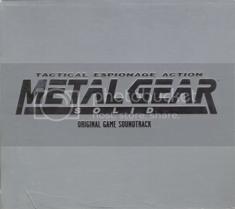 Metal Gear Solid 1 Soundtrack