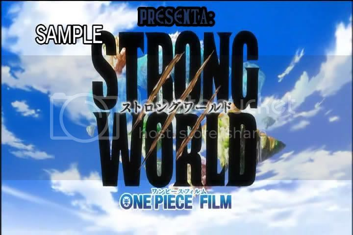 One Piece Strong World MP4 HD Ligero