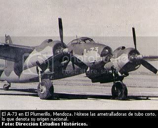 Avion Mosquito de Havilland