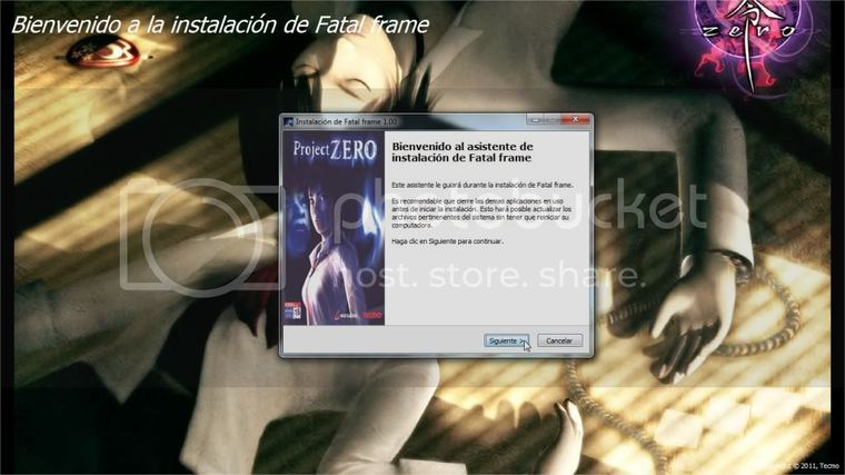 Fatal frame: Project zero [Versionado a pc por mi]