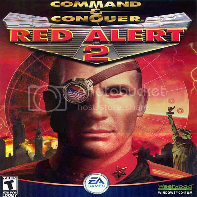 Command & Conquer Red Alert 2 PC Full ISO 1 Link x CD!