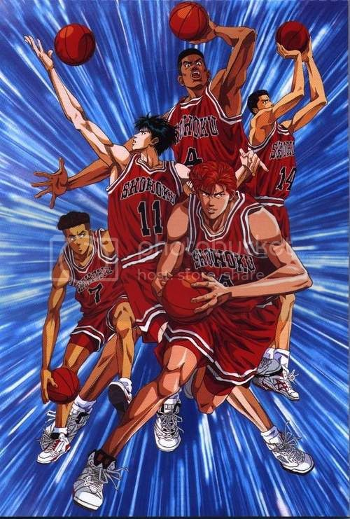 Slam Dunk Ovas 4/4 (Avi)(Mu)