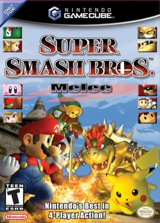[NGC] Super Smash Bros Melee [NTSC]