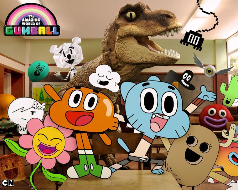 Mejores 25 series de la historia de Cartoon Network