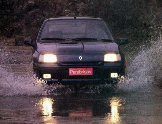 Historia del Renault Clio Williams
