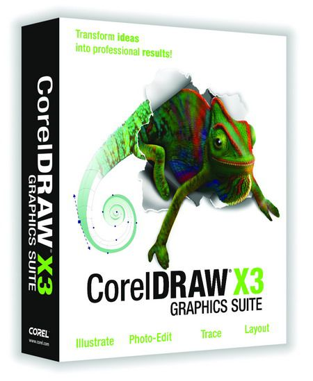 corel draw x3 portable