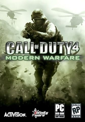 Serial Call Of Duty 4