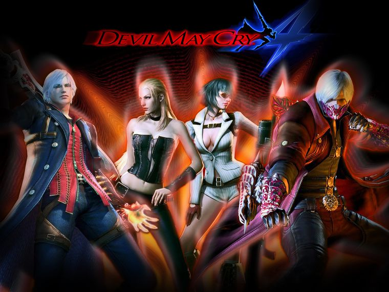 Devil May Cry 4 Wallpapers Imágenes En Taringa