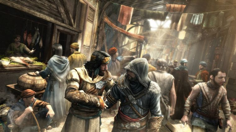 Assassins Creed Revelations Wallpaper Imágenes En Taringa