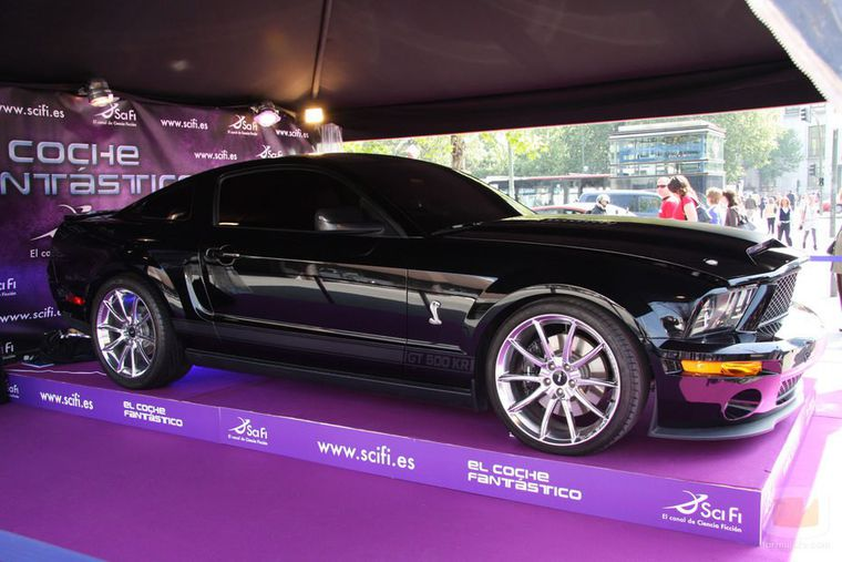 Mustang Shelby GT 500 67