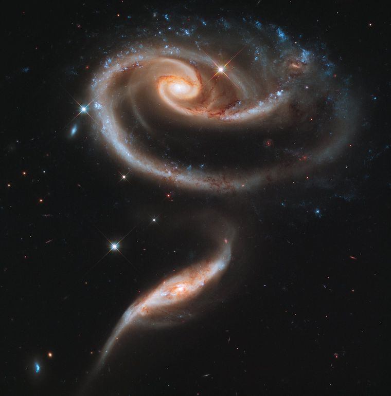 top 100: fotos tomadas por el telescopio hubble