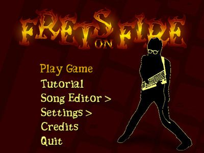 Frets on Fire: 2000 Canciones (songs)